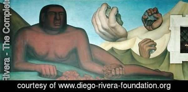 Diego Rivera - Detroit Industry-1 1933