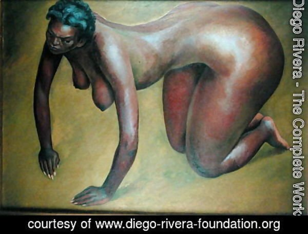 Diego Rivera - Dance on the Ground 1939