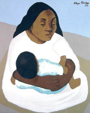 Motherhood  1928