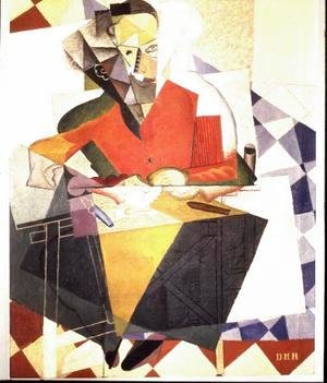 Diego Rivera - The Architect, Jesus T. Acevedo, 1915