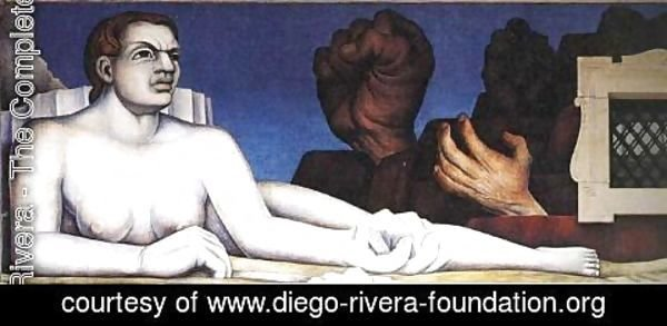 Diego Rivera - Detroit Industry