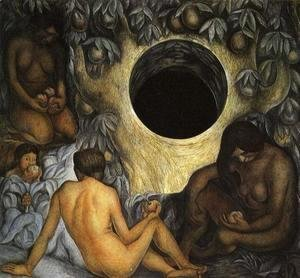 Diego Rivera - The Abundant Earth 1926