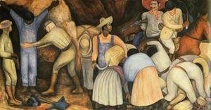 Diego Rivera - The Exploiters 1926